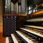 LaGrave Ave Christian Reformed, Grand Rapids MI - Allen Five-Manual Console/76-Rank Austin Pipe Organ