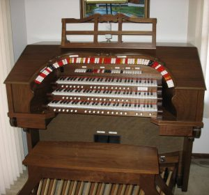 Westfield Organ Theatre Ogan